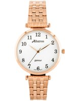 ALBATROSS Glamour ABBB97 (za537c) rose gold/white
