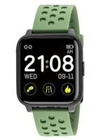 SMARTWATCH Rubicon RNCE58 - dark green (zr613d)