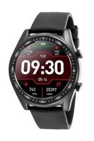 SMARTWATCH Rubicon - black (zr612a)
