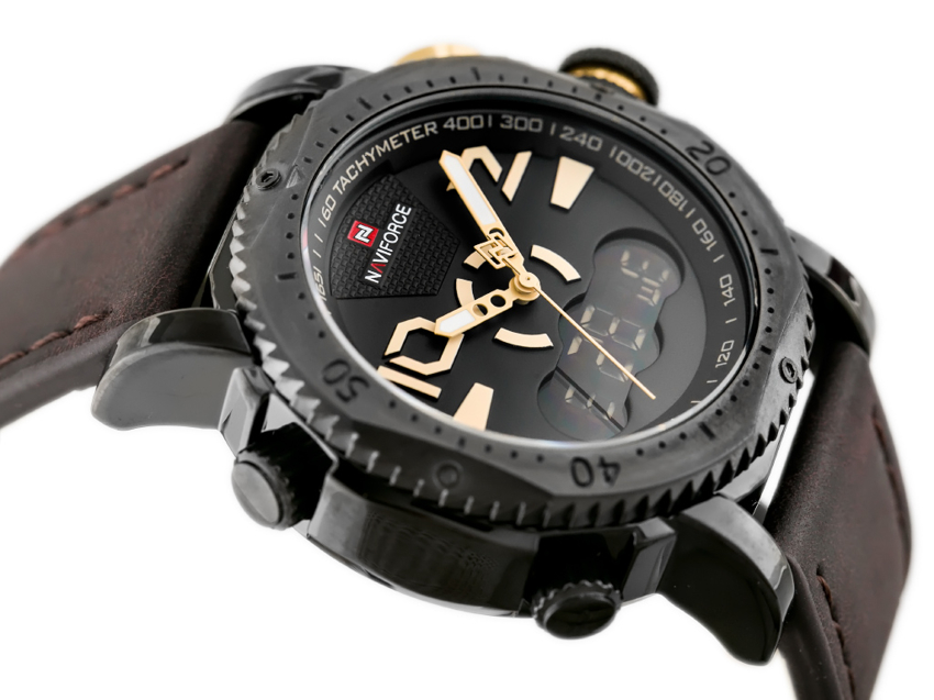 NAVIFORCE - NF9094 (zn042e) - dark brown