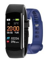 SMARTBAND Rubicon RNCE59 - black/blue(zr615e)
