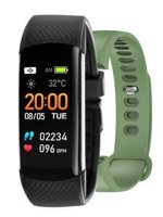 SMARTBAND Rubicon RNCE59 - black/green(zr615d)