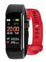 SMARTBAND Rubicon RNCE59 - black/red(zr615c)