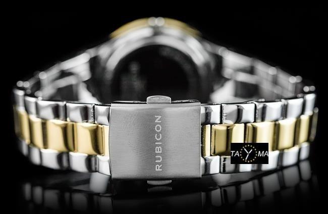 ZEGAREK DAMSKI RUBICON RNBD07 silver 2 (zr550f) | Tayma.pl