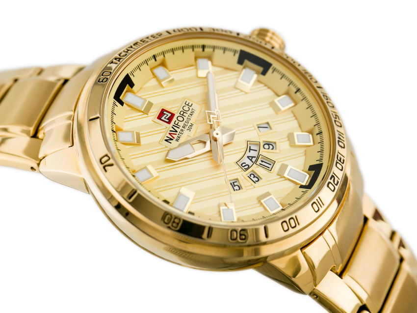 NAVIFORCE - NF9090 (zn040c) - gold