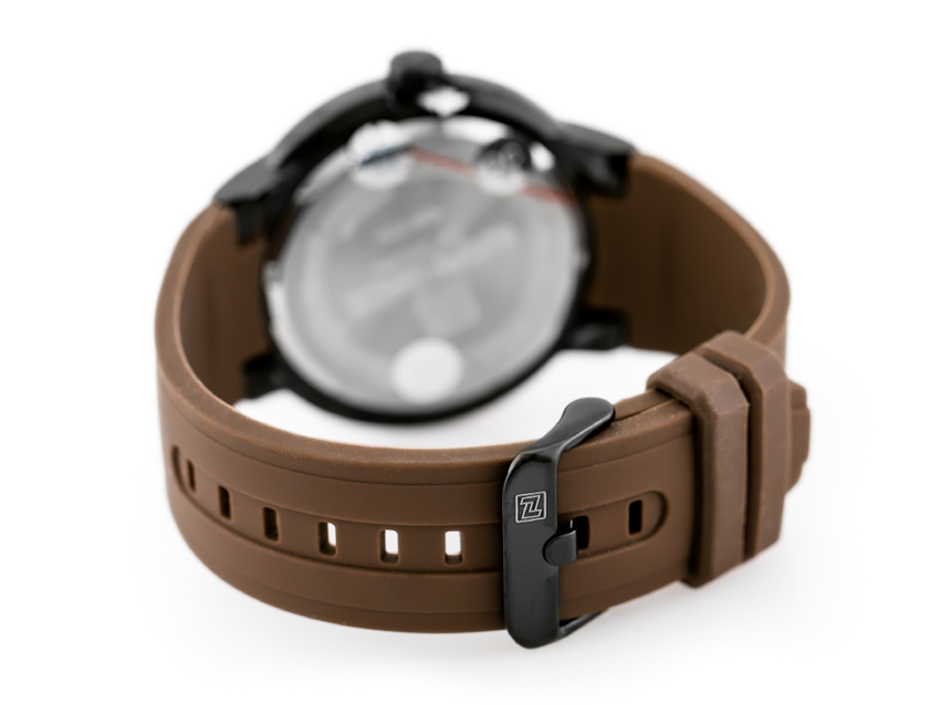 NAVIFORCE - NF9107 (zn080c) - brown/black + box