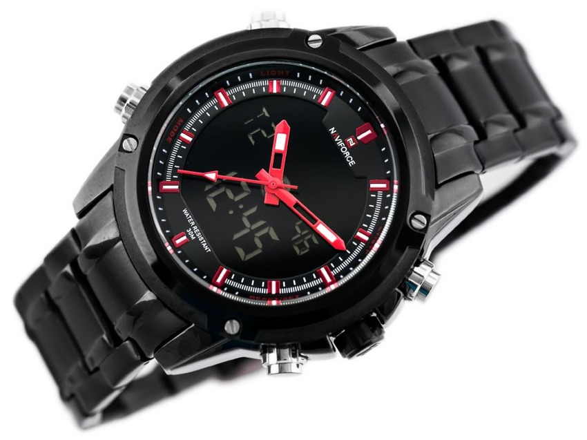 NAVIFORCE VICKERS 2 - DUAL TIME (zn013e)