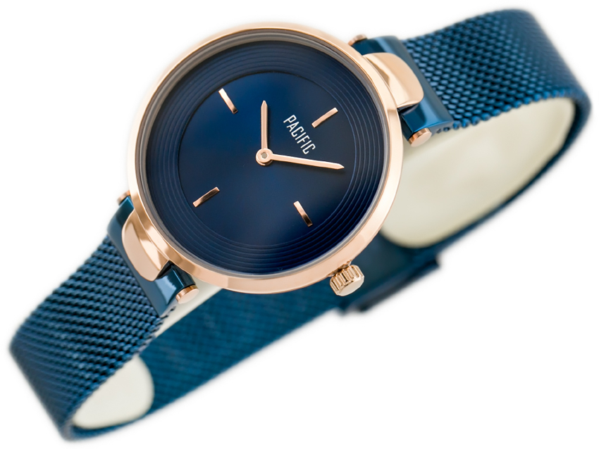 PACIFIC 6012 (zy600d) - navy/rosegold