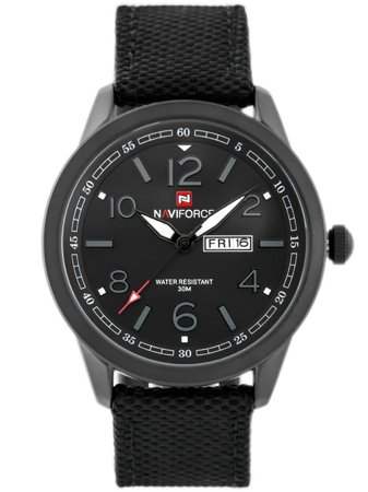 NAVIFORCE - NF9101 (zn044e) - black/grey