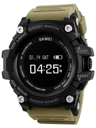 Skmei Smart Watch 1188 - (zs039d) BLUETOOTH